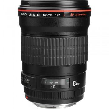 Canon EF 135mm f/2L USM|Mới 95..