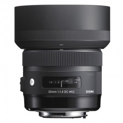 SIGMA 30mm f/1.4 DC HSM Art fo..