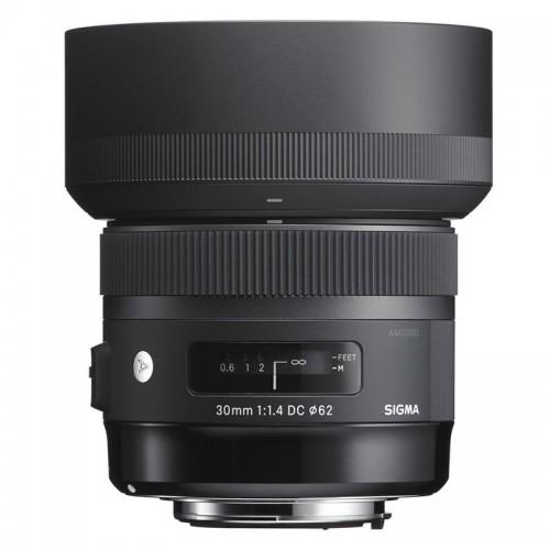 SIGMA 30mm f/1.4 DC HSM Art for Canon ( Hàng Mới Chính Hãng Shriro)