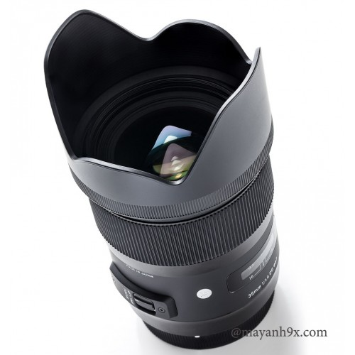 SIGMA 35mm f/1.4 ART For Canon Mới 96%