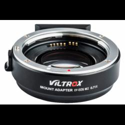 Ngàm VILTROX EF-EOS M2