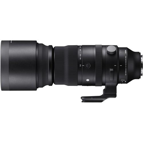 Sigma 150-600mm f/5-6.3 DG DN OS Sports E mount