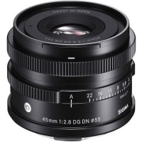 Sigma  45mm F2.8 DG DN Contemporary - ..