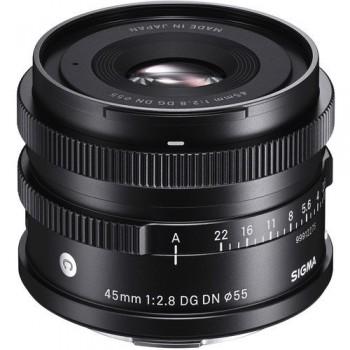 Ống kính Sigma AF 45mm F2.8 DG..