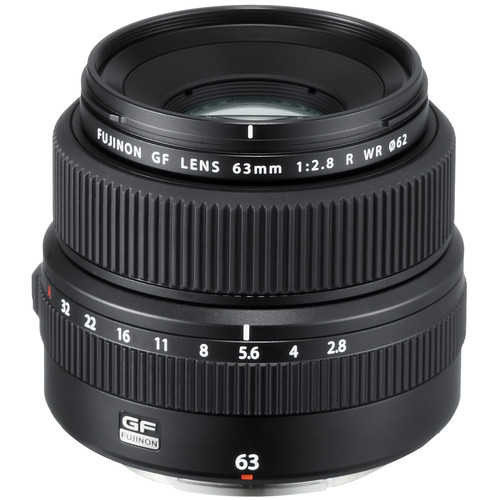 FUJIFILM GF 63mm F2.8 R LM OIS WR - Mới 98%