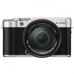 Fujifilm X-A20 + Kit 15-45mm, ..
