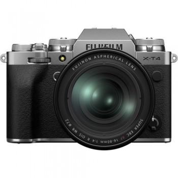 Fujifilm X-T4 Màu Bạc - Mới 98..