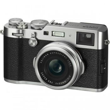 Fujifilm X100F, Màu bạc.
