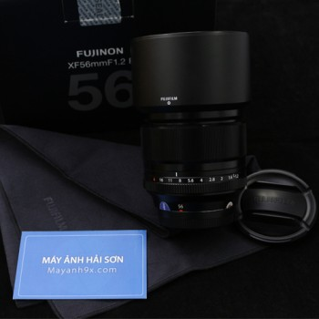 Fujifilm XF 56mm f / 1.2 R Mới..