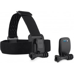 Gopro Head Strap + QuickClip (..