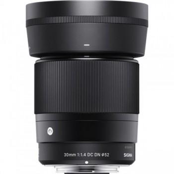 SIGMA 30mm f1.4 DN Sony E- Mou..