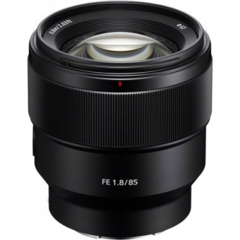 SONY FE 85MM F1.8 FULL FRAME
