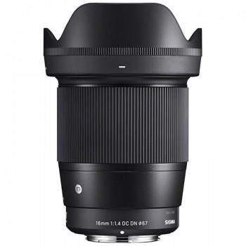 SIGMA 16mm f1.4 DN Sony E- Mou..