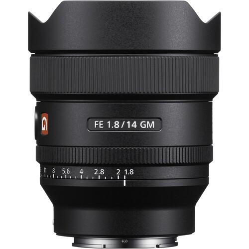 Sony FE 14mm f/1.8 GM ( Hàng Mới - Chính Hãng)