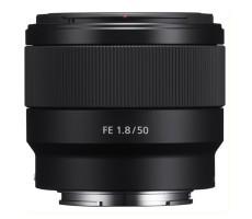 Sony FE 50mm F/1.8 Full frame