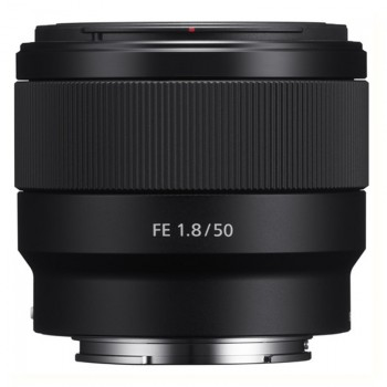 Sony FE 50mm F/1.8 Full frame