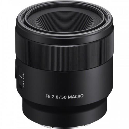 Sony FE 50mm f/2.8 Macro - Hàng Chính Hãng New 100%
