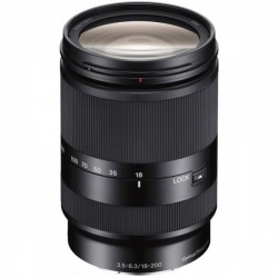 Sony SEL 18-200mm F3.5-6.3 Oss..