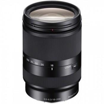 Sony SEL 18-200mm F3.5-6.3 Oss..