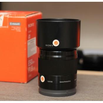 Sony SEL 50mm F/1.8 OSS  ( Hàn..