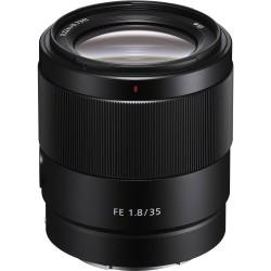 Sony FE 35mm F1.8 Fullframe