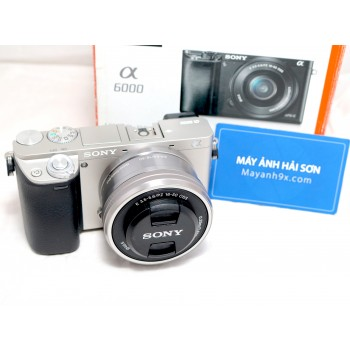 Sony Alpha A6000 +Kit 16-50- M..