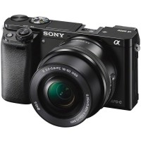 Sony A6000 + Kit 16-50mm f/3.5-5.6 OSS..
