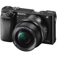 Sony A6000 + Kit 16-50mm f/3.5-5.6 OSS Mới 96% - Màu Đen