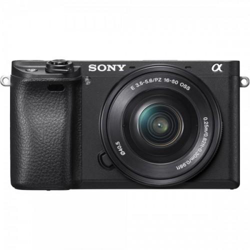 Sony A6300 + Sony 16-50mm (Chính hãng)