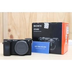 Thân máy Sony Alpha A6400  - M..