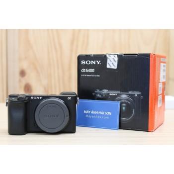 Sony Alpha A6400  - Hàng Qua S..