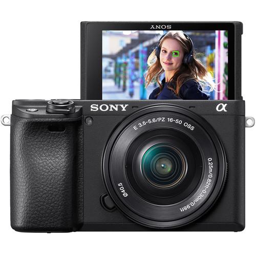 Sony Alpha A6400 Kèm KIT 16-50 - Mới 100% - Chính Hãng Sony VN