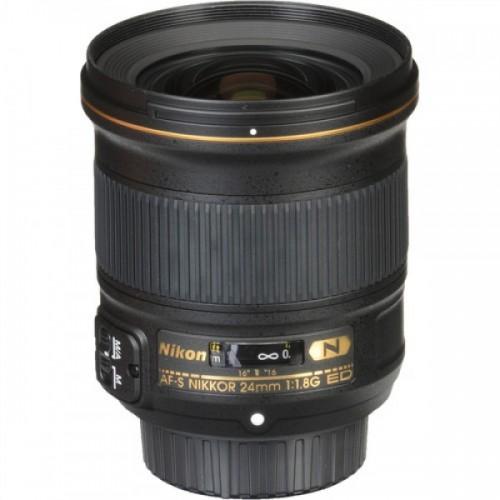 Nikon AF-S 24mm f/1.8G ED Nano Mới 90%