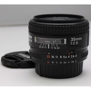 Nikon AF 35mm f/2D Mới 98%.