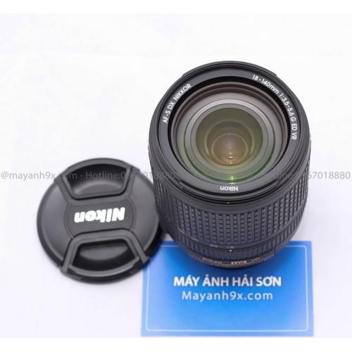 Nikon AF-S 18-140mm f/3.5-5.6G ED VR, MỚi 98%