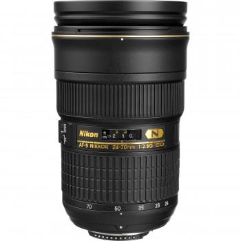 Nikon AF-S 24-70mm f/2.8G ED N..
