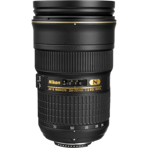 Nikon AF-S 24-70mm f/2.8G ED Nano, Mới 95% / Fullbox