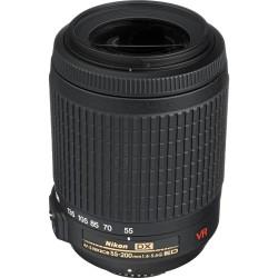 Nikon AF-S DX 55-200mm f/4-5.6..