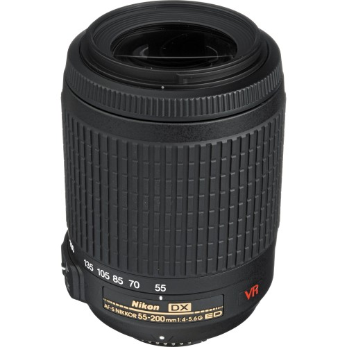 Nikon AF-S DX 55-200mm f/4-5.6 G IF ED VR, Mới 98%