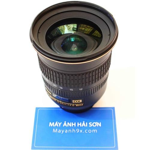 Nikon AF-S DX 12-24mm f/4G IF-ED | Mới 96%
