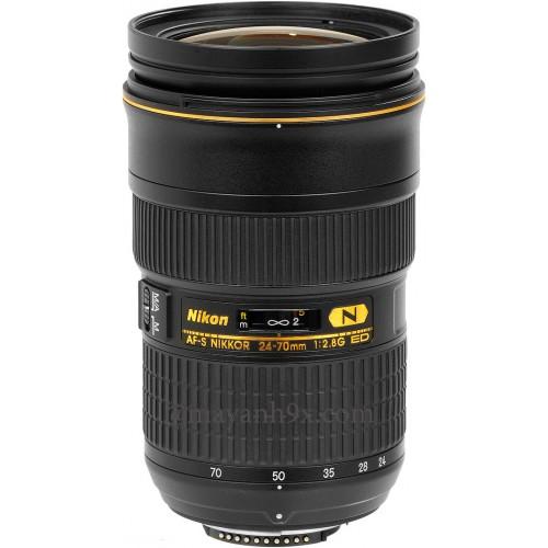NIKON AF-S 24-70mm f/2.8G ED NANO Mới 99%
