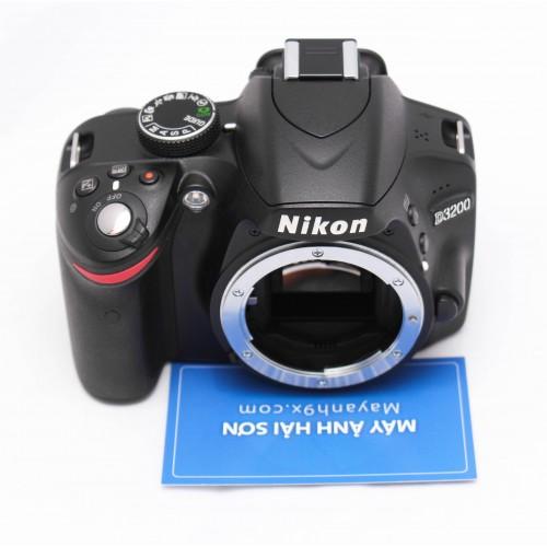 Nikon D3200 - Mới 98% - 6000 Shots.