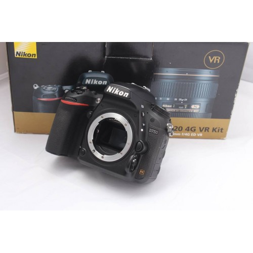 Nikon D750 Mới 96%, Fullbox,27k shots.