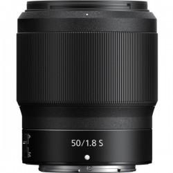 Nikon NIKKOR Z 50mm f/1.8 S, M..