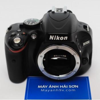 Body Nikon D5100 Mới 95%