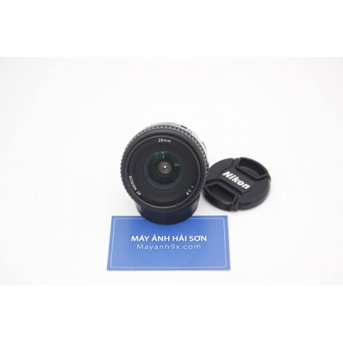Nikon AD 28mm f/2.8 Mới 96%