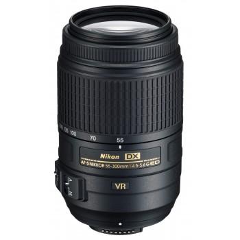 Nikon AF-S 55-300mm f4-5.6G ED..