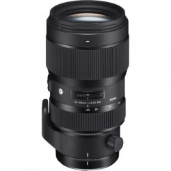 Sigma 50-100mm f/1.8 Art for N..