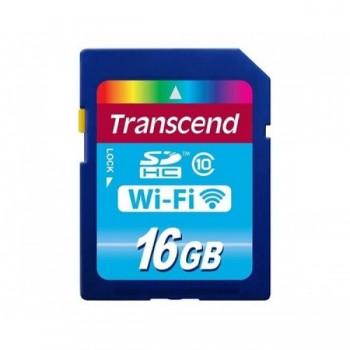 Thẻ nhớ SD Wifi Transcend 16GB..