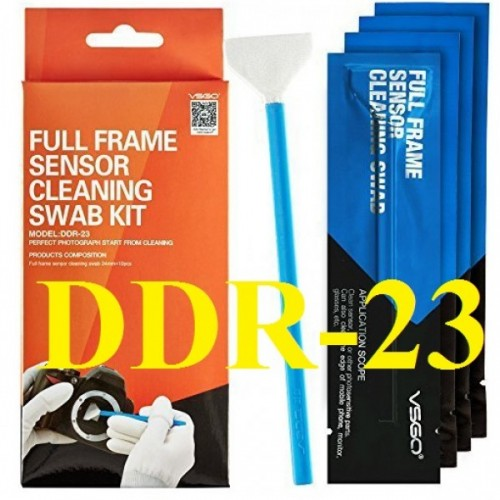 Bộ vệ sinh sensor Full-frame DDR-23